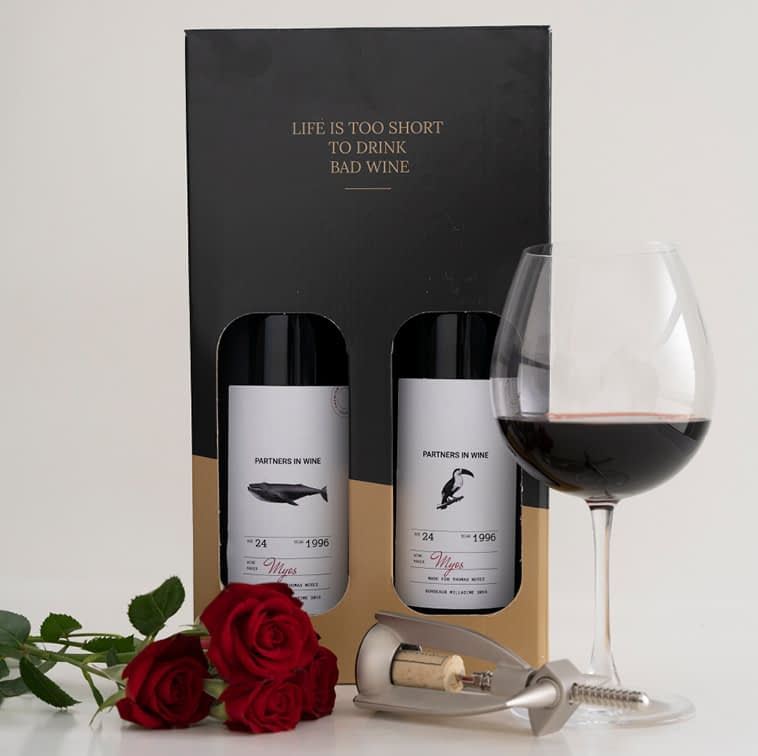Wine Duo Box - Business gifts 2020