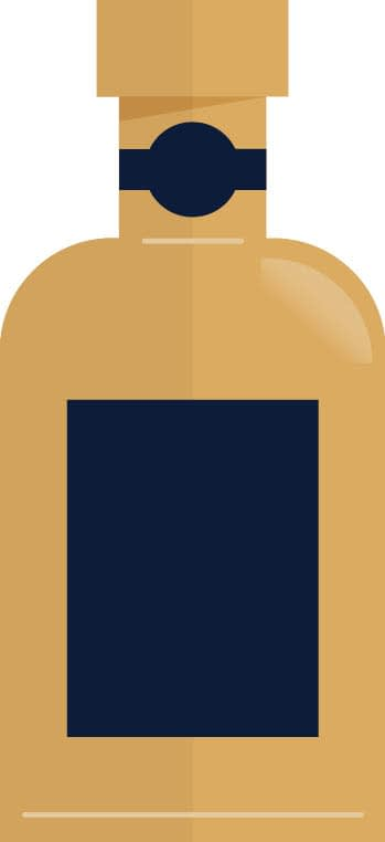 bottle icon - horeca