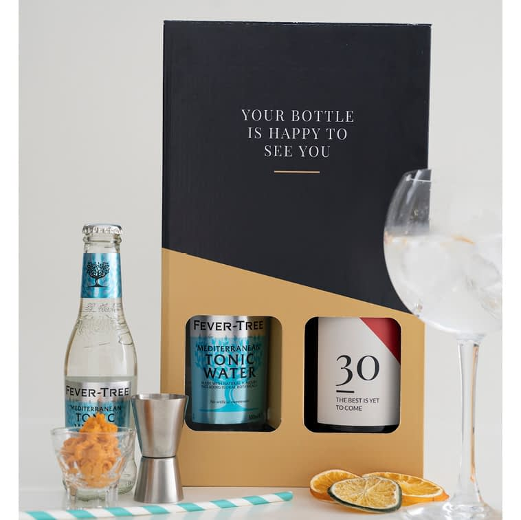 duo box gin - Business gifts 2020
